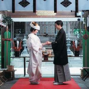 【1500年の歴史ある縁結びの神社で】挙式のみプラン