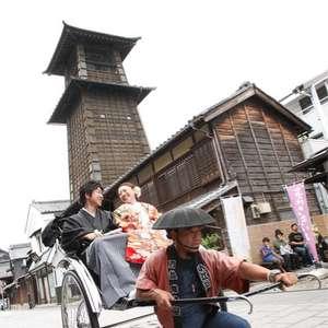 【デート感覚で楽しいと評判】前撮りフォトプラン「川越日和」