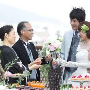 """家族婚がオトクに叶うご会食をお考えの方限定""""スタープラン"""""""