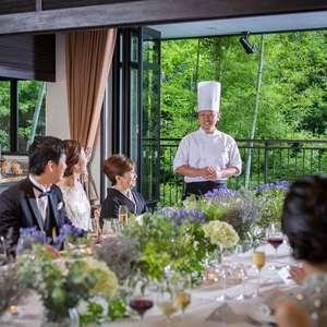 クラシカ表参道のレストランを貸切れる贅沢なプラン登場!