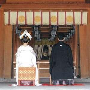 橿原神宮内拝殿挙式プラン〈午前挙式 10:15 11:15〉