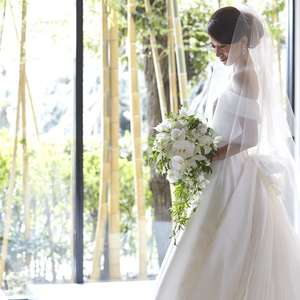 庭園×和モダン空間で和装もドレスも両方楽しめるおすすめプラン