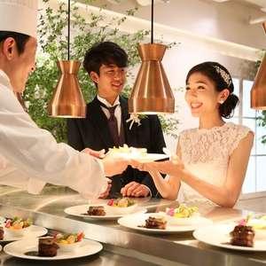 お得に叶える期間限定♪ 挙式+披露宴プラン50名98万円!