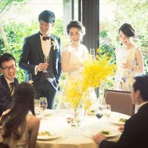 【親族中心のお食事会 】10名~40名までの少人数スタイル