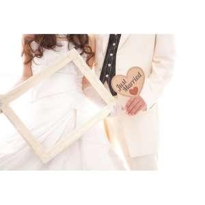 【お急ぎ婚&おめでた婚に】マタニティフォトウェディング