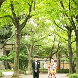 和婚プラン・60名◇215万円【名古屋城での和装前撮り付】