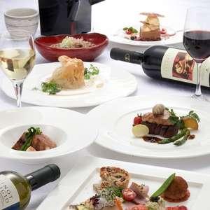 【お料理重視のカップルにおススメ】美食ウェディングプラン