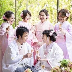 和装も着たい方にお勧め☆神前式も叶えられるNEW和婚プラン