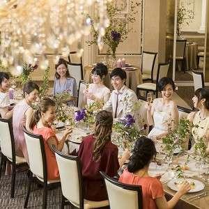 【6名様~】チャペル挙式&美食でおもてなしアットホームプラン