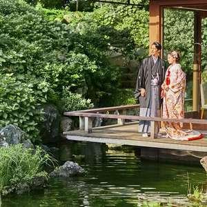【神前式プラン】近隣の神社での外式+国際文化で披露宴プラン