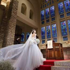 【先着5組!フォト婚】海に浮かぶ大聖堂でプロ撮影!見積り例