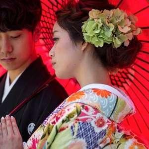 【和婚&天空】由緒ある近隣神社での本格神前式&会食プラン