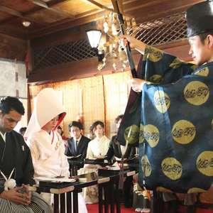 【和婚&天空】代々木八幡宮での挙式&会食プラン