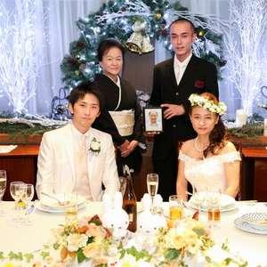 神前式+少人数ドレス会食プラン 20名464384円+初穂料