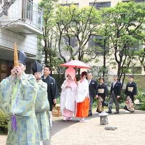 「参進の儀」が叶う格式高い神前式 通年プラン