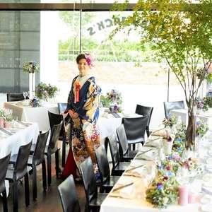 赤坂氷川神社×レストランウェディング【ルビージャックス】