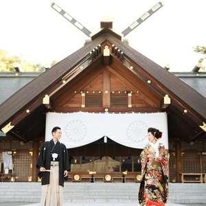 北海道神宮挙式プラン