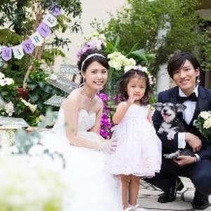 ≪パパママ婚限定≫Baby&Kidsと一緒のパパママ婚プラン