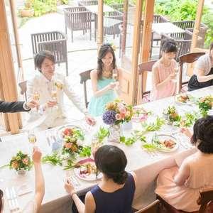【家族・親族とアットホームに♪】挙式&会食ファミリープラン!