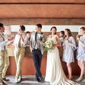 ◆春婚特別プラン◆ドレス2着&タキシード1着プレゼント♪