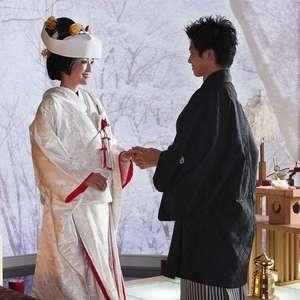 【神殿式フォト!】花嫁&花婿和装フォトプラン