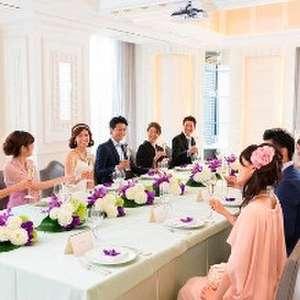 【6名17万円】親御様と一緒に…挙式&お食事会結婚式プラン♪