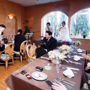 【15名様 54万円】お身内の方との少人数挙式会食プラン