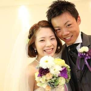 5500円(衣装・ヘアメイク・写真)で素敵な花嫁花婿に変身!