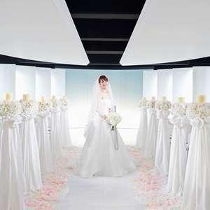 ~挙式のみをお考えの方へ~結婚式プラン【6名5万8千円】