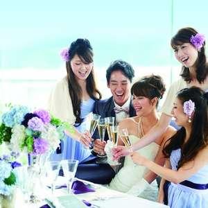 多くのゲストと盛大に結婚式&披露宴プラン【50名111万円】