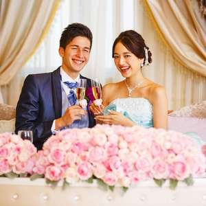 結婚式者限定アフターパーティープラン