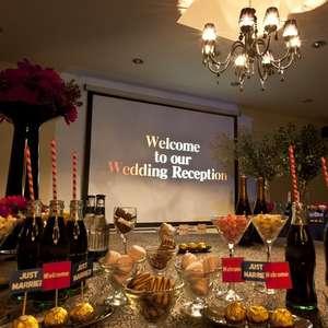 ◆セミフォーマルな1.5次会披露パーティー◆見積例