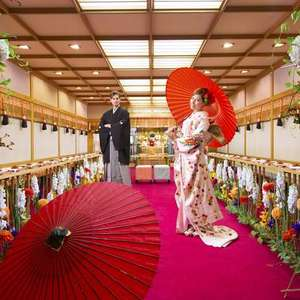 本格神前【挙式&料理&写真付き♪♪】秋の和婚プラン