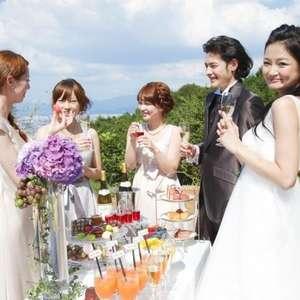 【1.5万円】大人の会費制パーティー+8万円で挙式もOK