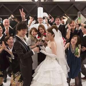 小さな結婚式+レストランウェディング♪