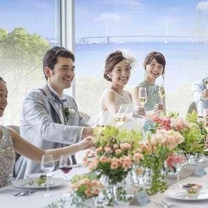 挙式+20名会食¥322,000/挙式・衣裳・美容・会食を含