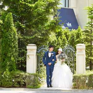 花嫁の憧れJune Bride♪杜の邸宅で過ごす最高の1日を