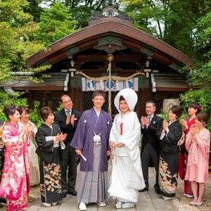京都「家族婚」