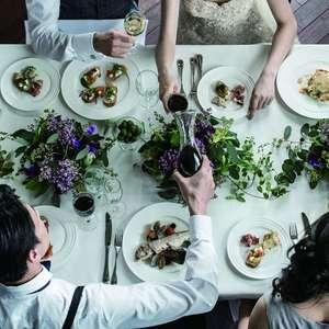【挙式&お食事会希望の方】30名までのディパーチャープラン