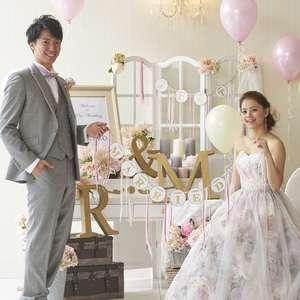 【KKRホテル大阪館内】Photo Wedding Plan