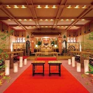 開堂15周年記念【神殿挙式&写真plan♪】
