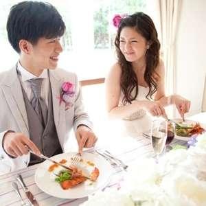 【レストランウエディング】お食事中心でお考えの方にオススメ!