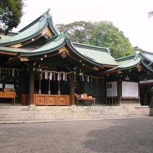 検見川神社挙式プラン 『三神伝説』