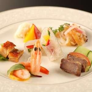 挙式付 ホテル メインダイニング中国料理 櫻果林プラン