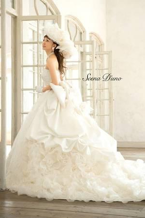プリンセスライン  21枚目 Scena D'uno(神田うのドレス) NO.80402