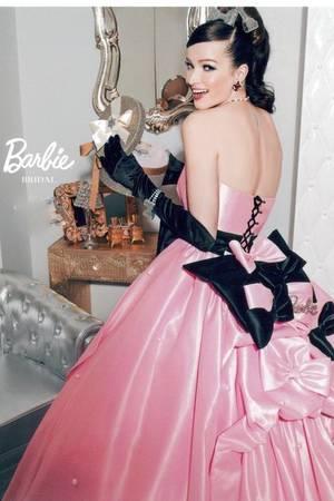 ピンク系 15枚目 Barbie BRIDAL(バ-ビ-ブライダル)NO.50072