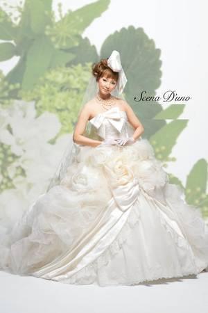 プリンセスライン  4枚目 Scena D'uno(神田うのドレス)NO.80344