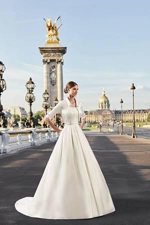 プリンセスライン  15枚目 PRONUPTIA PARIS プロニプシアパリ フランス輸入マリエ