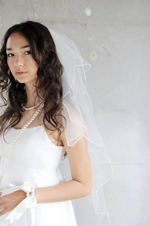 22枚目 女神のようなシルクのドレス(インナードレス)