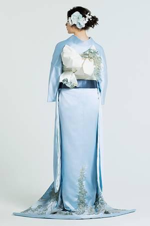 3a73c798c3415 青・ブルー系のカラードレス byみんなのウェディング(16ページ目)